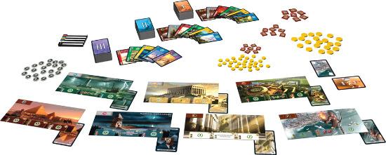 Découvrez les nombreux jeux de société de la Maison du Cormoran.