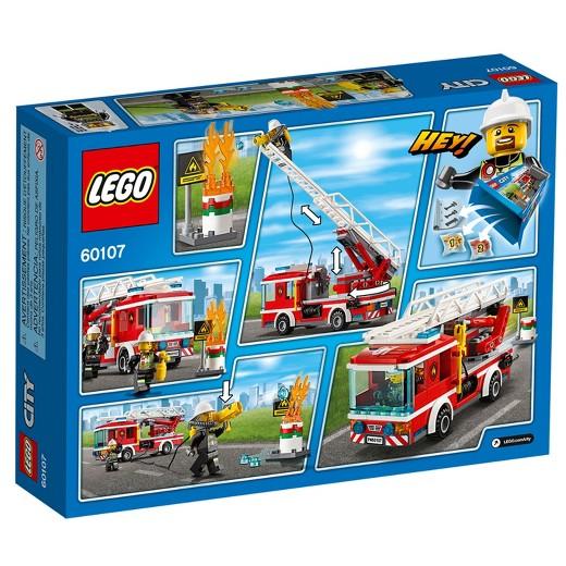 lego city camion de pompier la maison du cormoran - Lego City Pompier